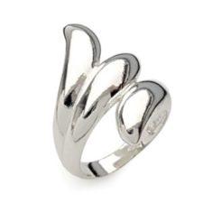 Anillo plata con diseño en zig zag (1)