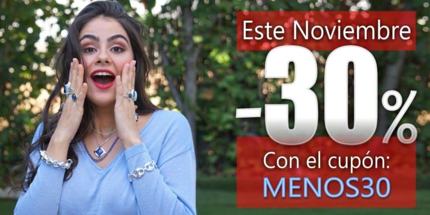 -30% en Noviembre