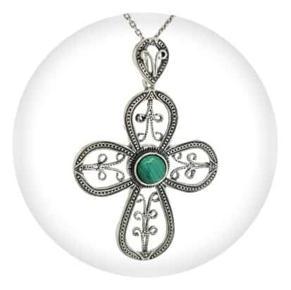 Categoría Joyas de cruces de plata
