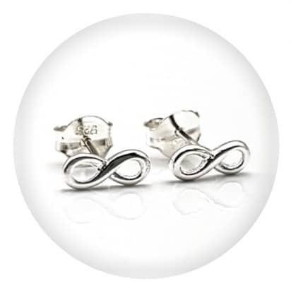Categoría - Joyas de infinito en plata
