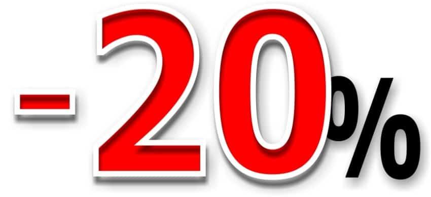 Ahorra el 20% con el cupón MENOS20 en joyas y minerales hasta el 31 de Mayo de 2019 con un mínimo de compra de 30€
