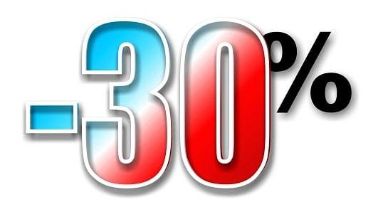 -30% en todos los artículos menos pulseras de las profesiones hasta el 31 de Agosto
