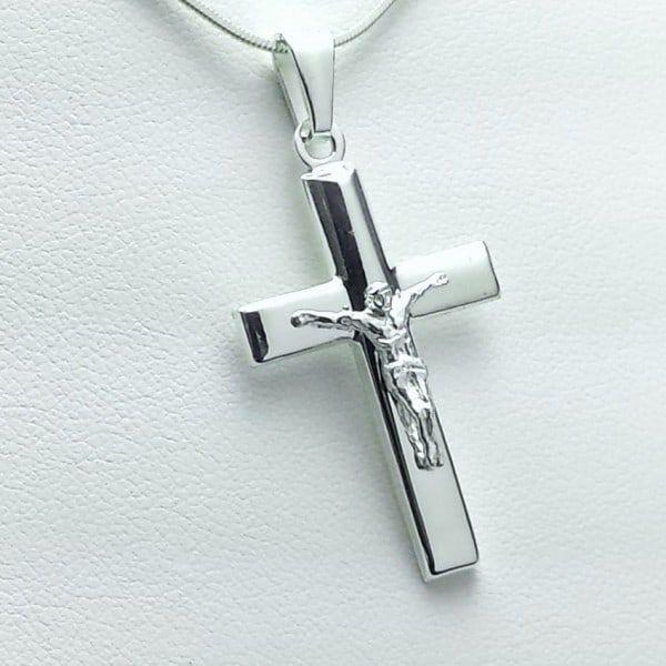 Cruz de plata