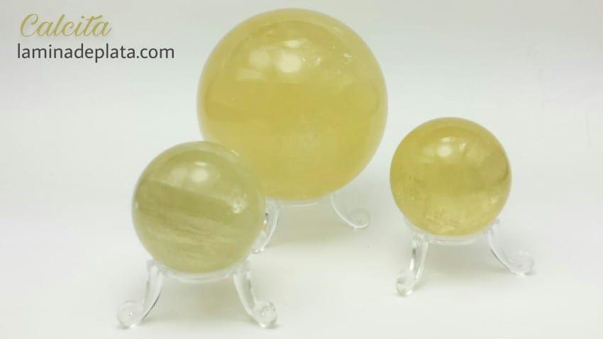 Esferas de Calcita