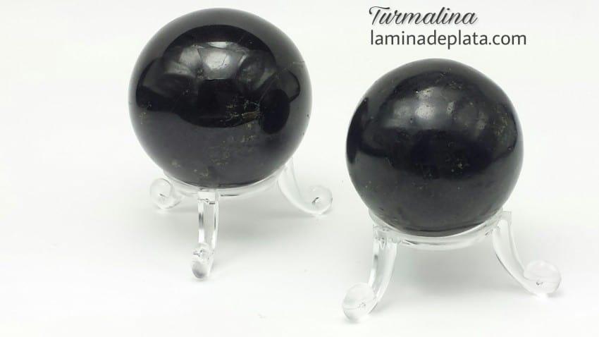 Esferas de Turmalina