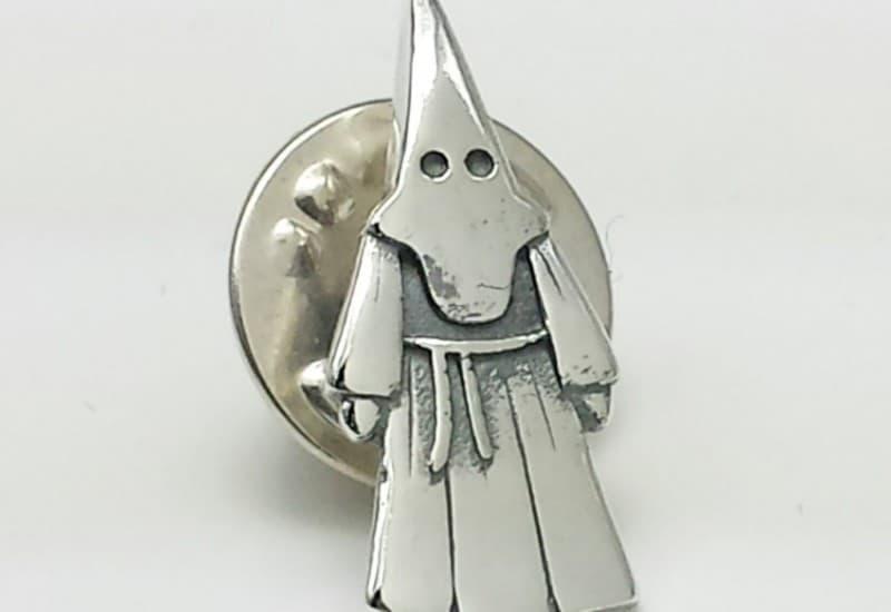 Pin de Nazareno en Plata