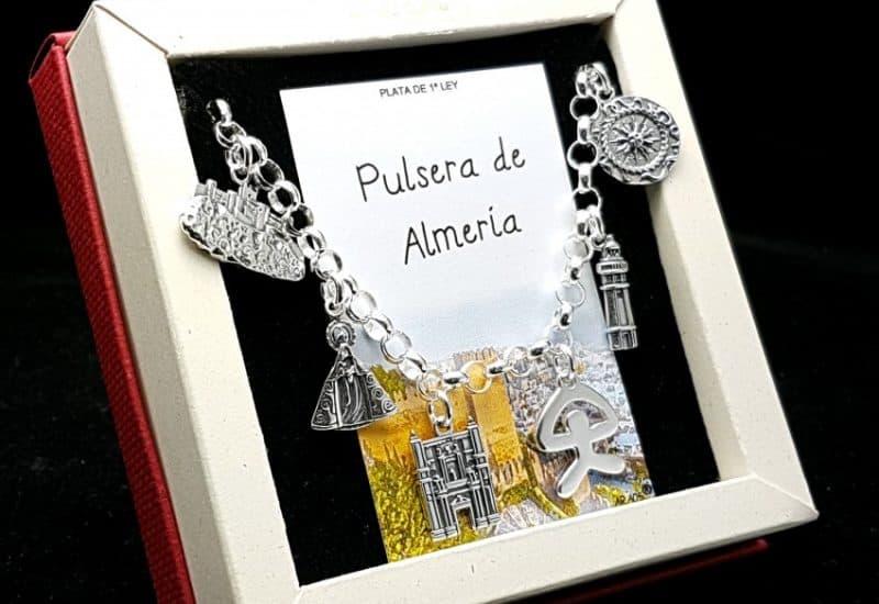 Pulsera de Almería en plata