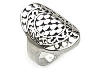 anillo plata rf 1499