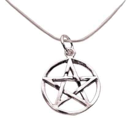 Colgante mini pentagrama