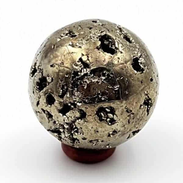 Esfera de pirita