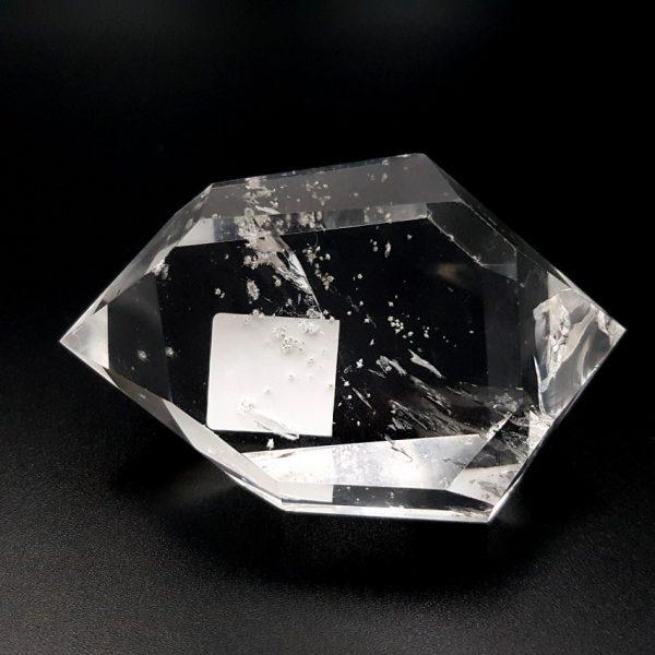 Punta cuarzo cristal de roca