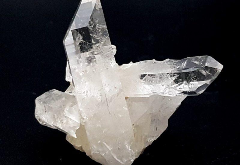 Puntas de Cuarzo Cristal de Roca