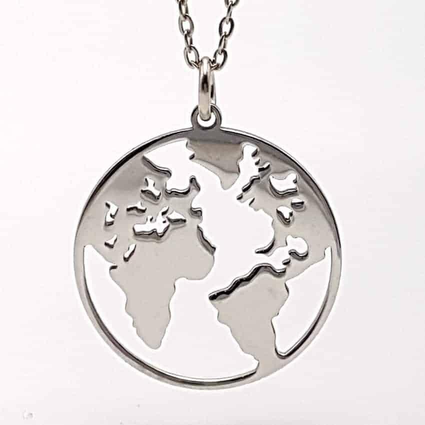 Amuleto Mundo