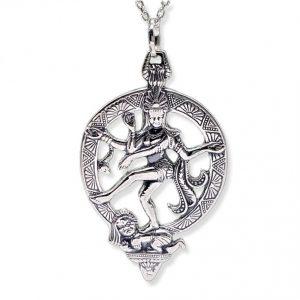 Amuleto Dios Shiva