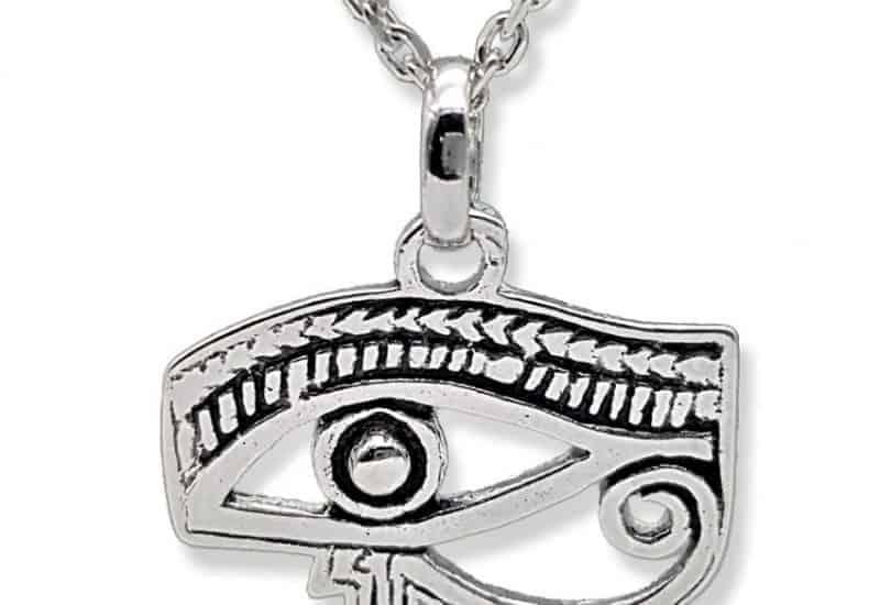 Colgante en Plata de Ley 925 mls – Ojo de Horus