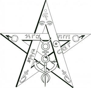 Símbolo tetragramaton