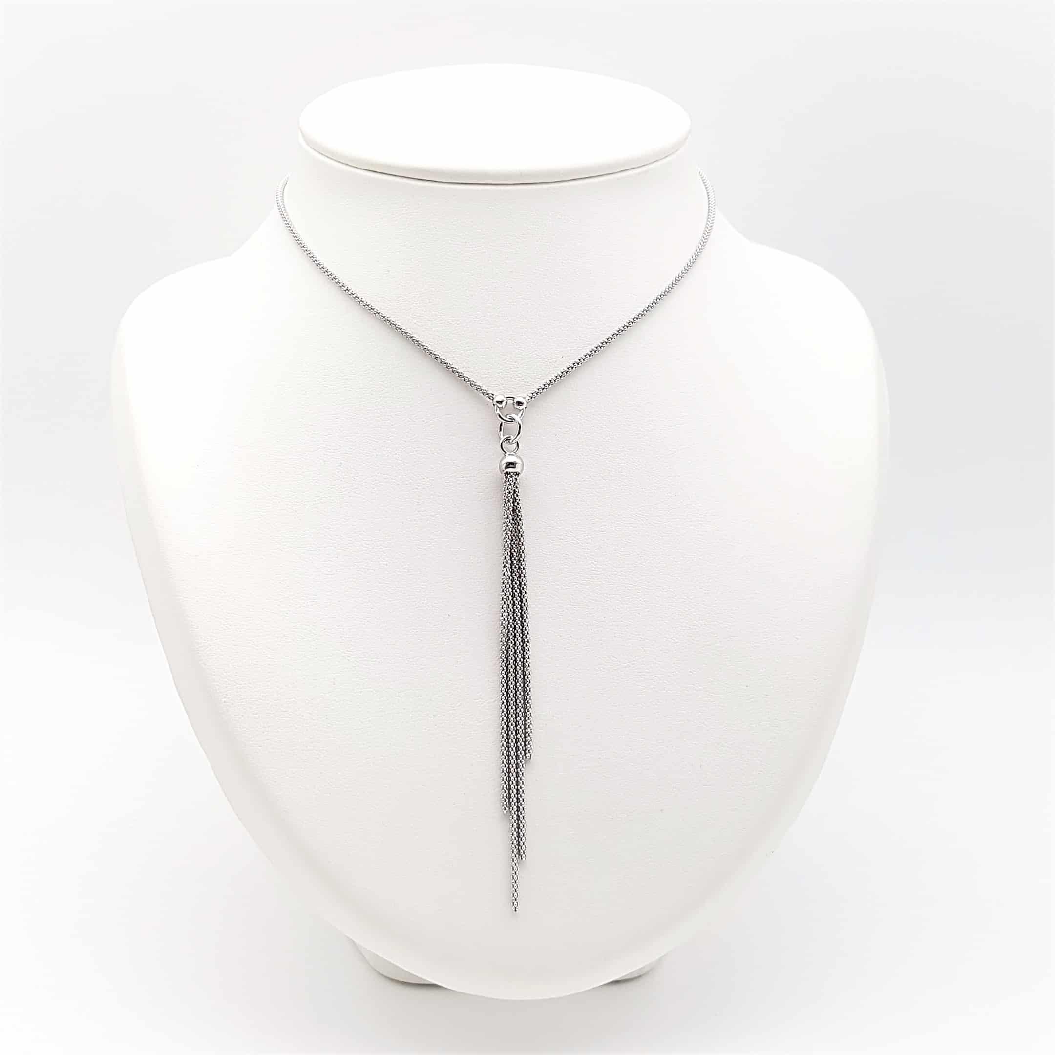Collar gargantilla flecos (2)