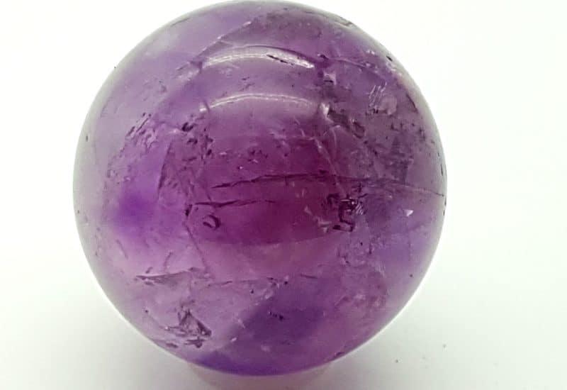 Esfera cuarzo amatista