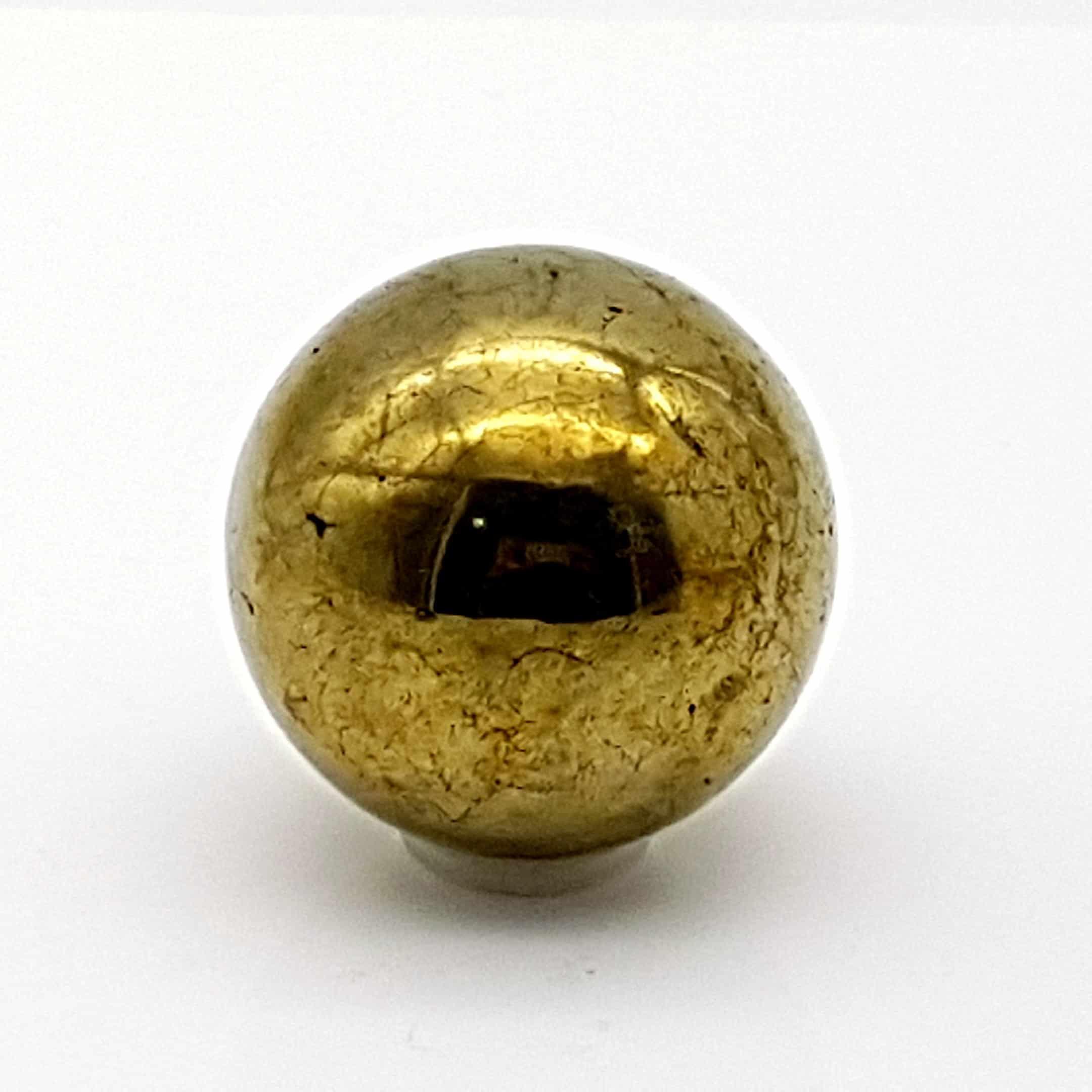 Esfera de calcopirita (1)