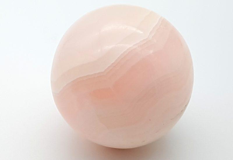 Esfera de manganocalcita