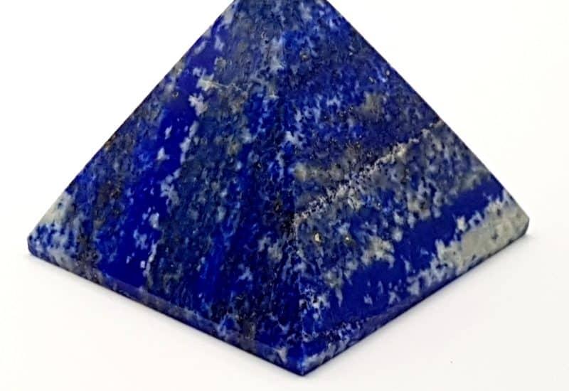 Pirámide de lapislázuli