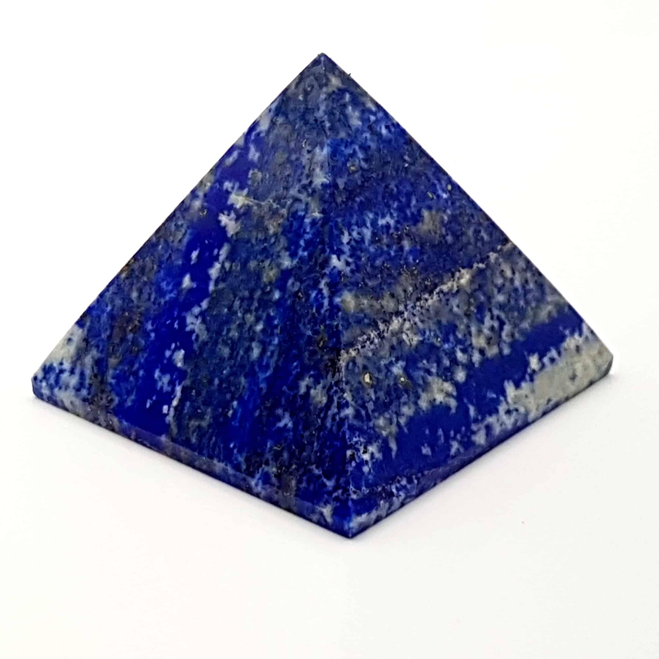 Pirámide de lapislázuli (1)