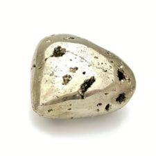 corazón de pirita cristalizada de Perú (1)