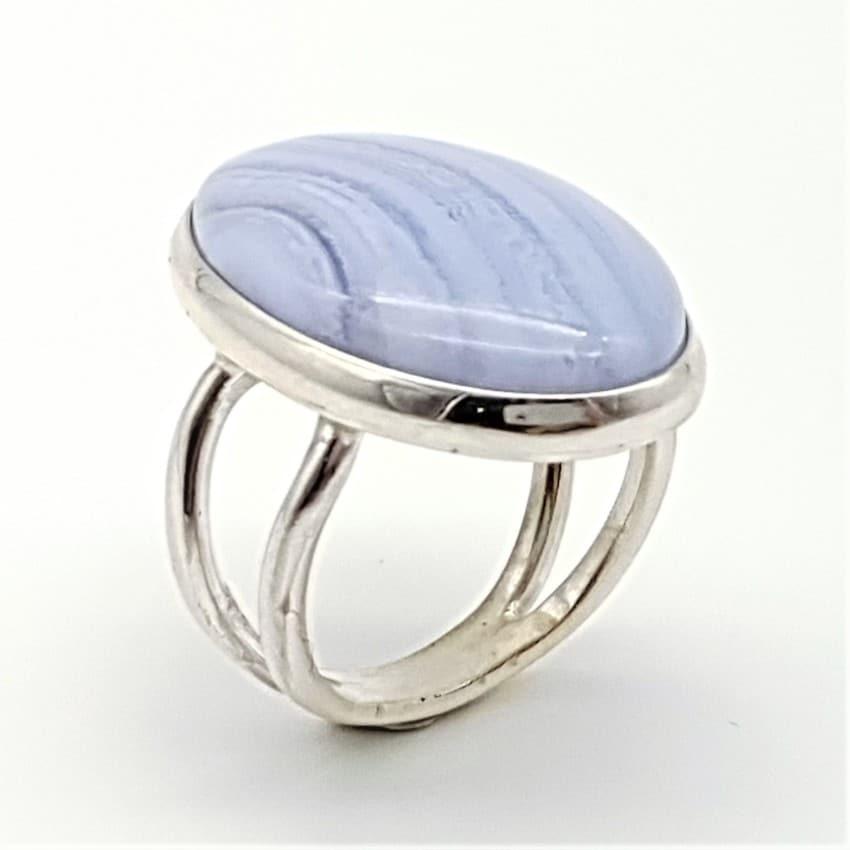 anillo calcedonia azul (2)