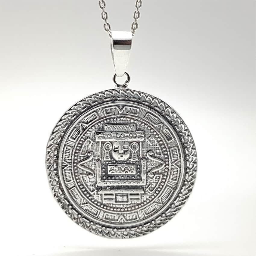 colgante calendario azteca (2)