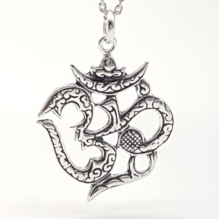 colgante símbolo de Om (4)