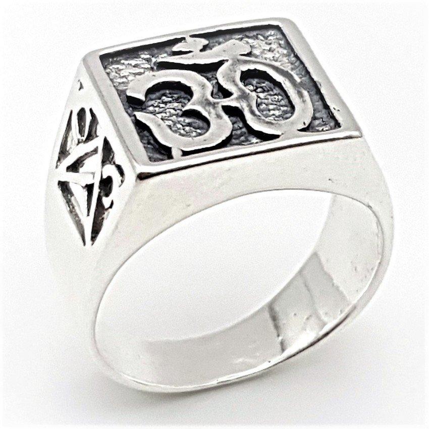 anillo símbolo de Om (1)