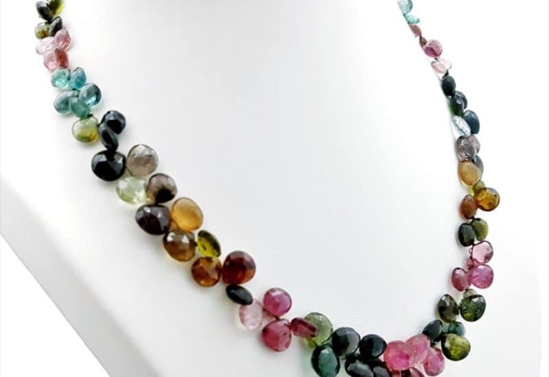 Collar turmalina 5 variedades