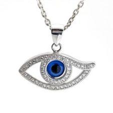 Colgante ojo de Horus de circonita (4)