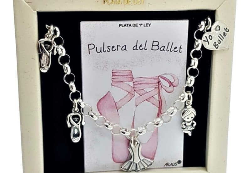 Pulsera del Ballet