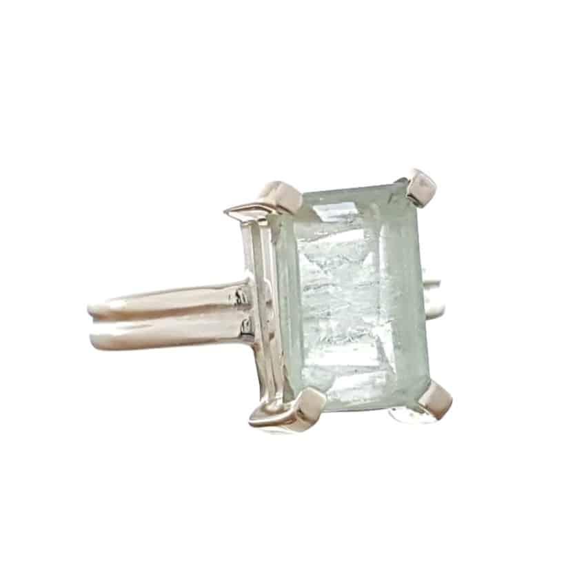 7.Anillo de fluorita facetada con forma rectangular (3)
