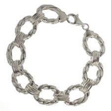 pulsera 8 eslabones de plata (3)