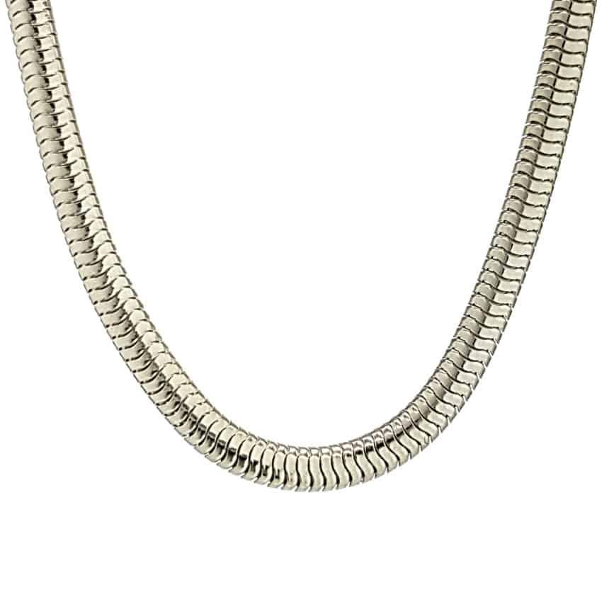 Cadena topo de 4 mm. de ancho y 48 de largo (5)