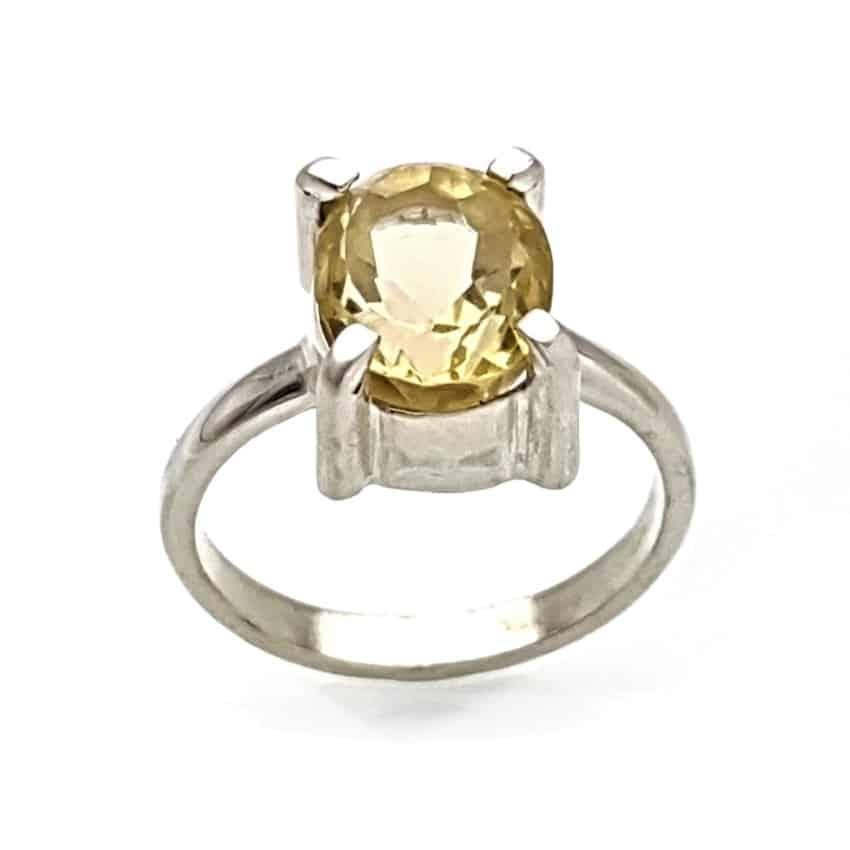 anillo citrino en plata (3)