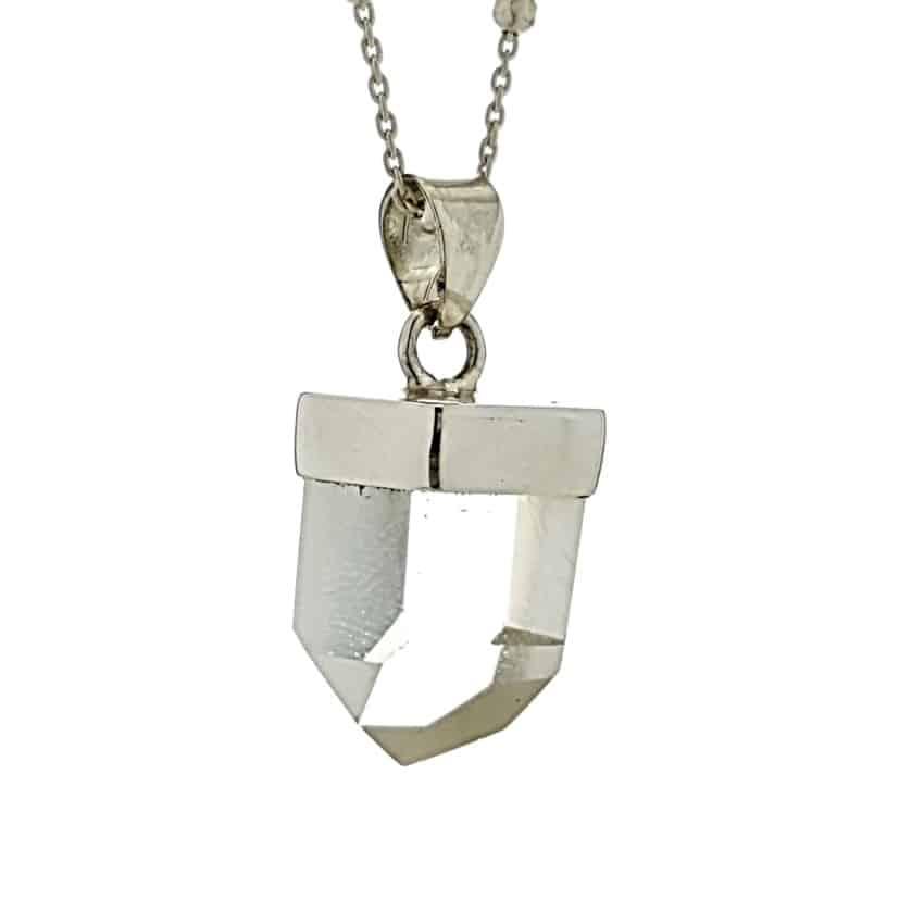 Colgante mini de cuarzo en plata 925 n6 (2)