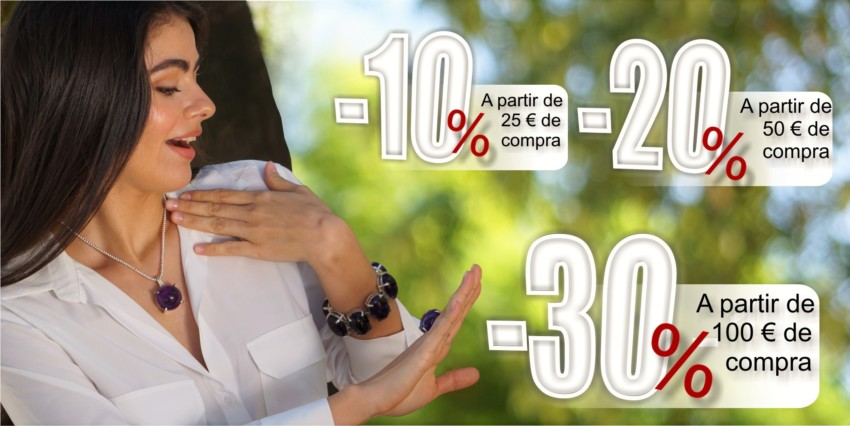 Descuentos del -10%, -20% y -30% hasta el 30 de Junio, INFÓRMATE