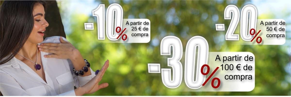 Descuentos del -10%, -20% y -30% hasta el 12 de Abril, INFÓRMATE