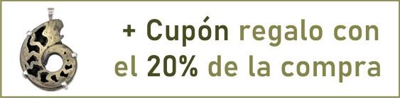 Hasta el 31 de julio te regalamos un cupón con el 20% de tu compra para gastar en Agosto 2020