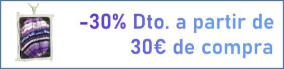 20% de descuento a partir de 20 € de compra, Infórmate