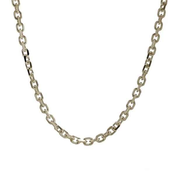 Cadena forzada maciza de 3 mm. de plata 925 (4)_LIa