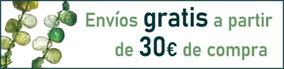 Envíos gratis a partir de 30 €