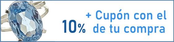 Además te regalamos el 10% de tus compras con un cupón acumulable que puedes usar desde ya hasta el 31 de marzo de 2021