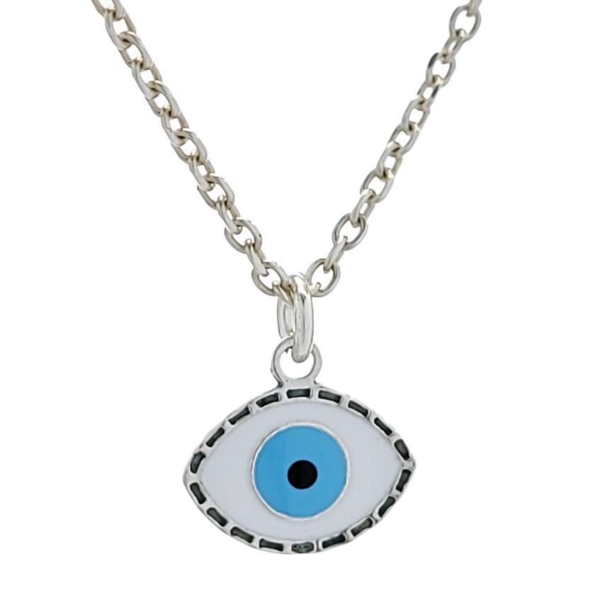 Colgante ojo turco en plata 925 (6)