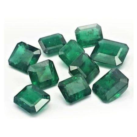 Esmeraldas. Piedras preciosas