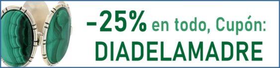 Descuéntate el 25% por el Día de la Madre, hasta el 2 de Mayo 2021, cupón: DIADELAMADRE